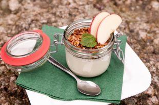 Полезной на завтрак может быть не только молочка.
