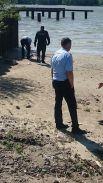 Работники полиции говорят, что такие находки не редкость и что связаны они, скорее всего, с ситуацией на соседней Украине.