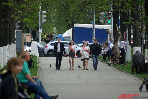 Стоит отметить, что во время празднования Последнего звонка в Перми запрещена продажа алкогольных напитков.