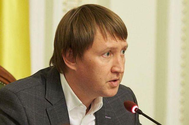 Глава Минагрополитики Тарас Кутовой