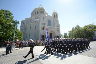 С мая 2013 года Морской собор считается главным храмом Военно-морского флота России