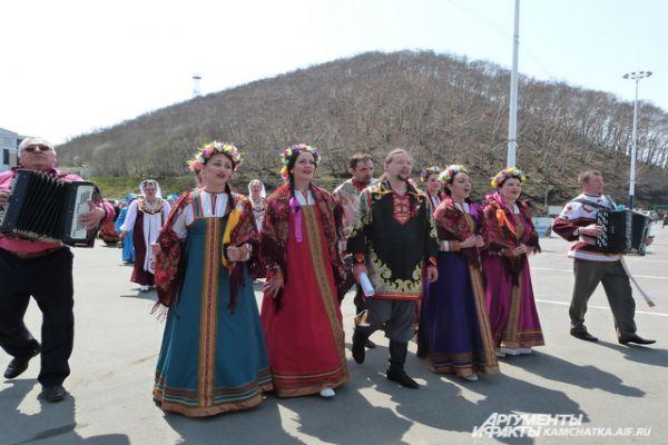 Праздник приурочен ко Дню памяти создателей славянской письменности - святых Кирилла и Мефодия.
