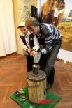В Краеведческом музее проходило шоу кузнеца