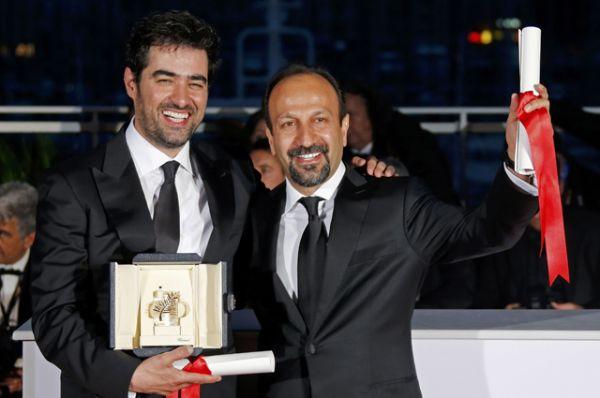 Лучший сценарий - Асгар Фархади, «Коммивояжер» (Франция, Иран)
