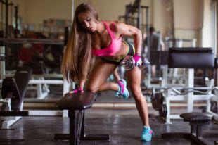 Евгения Мищенко – мастер спорта по акробатике, в спорте – с 7 лет. Несколько дней назад она завоевала в Испании титул абсолютной чемпионки европы по фитнесу.