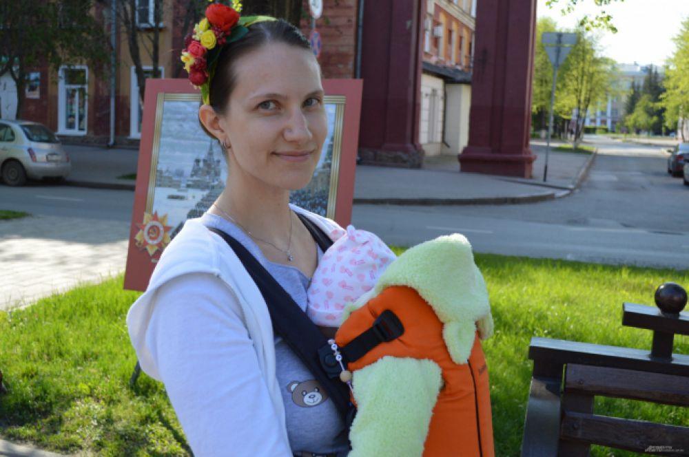 Арбат стал и возможностью заработать для мам в декрете.