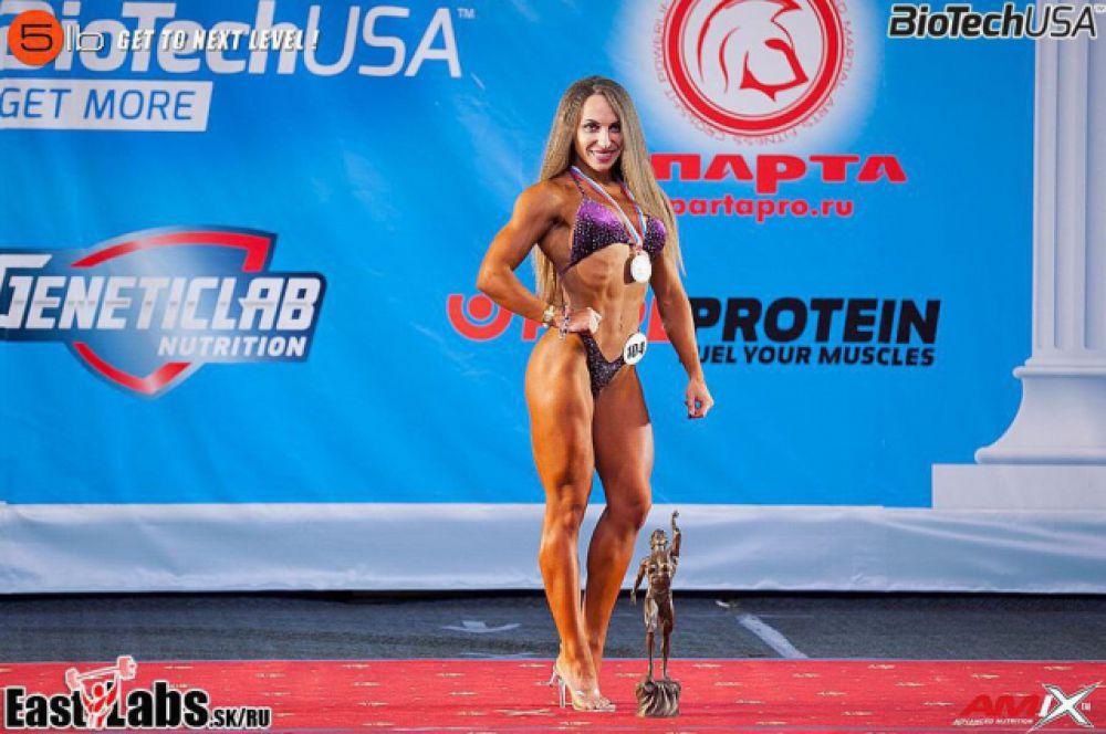 В этот раз абсолютной чемпионкой Европы стала наша землячка Евгения Мищенко.