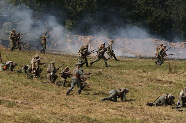 200 реконструкторов приедут летом в Калининград на «Гумбинненское сражение».