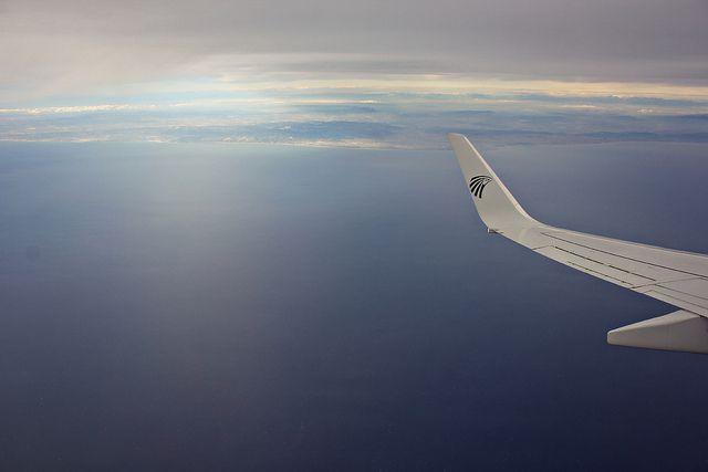 Наборту А320 EgyptAir мог случится взрыв