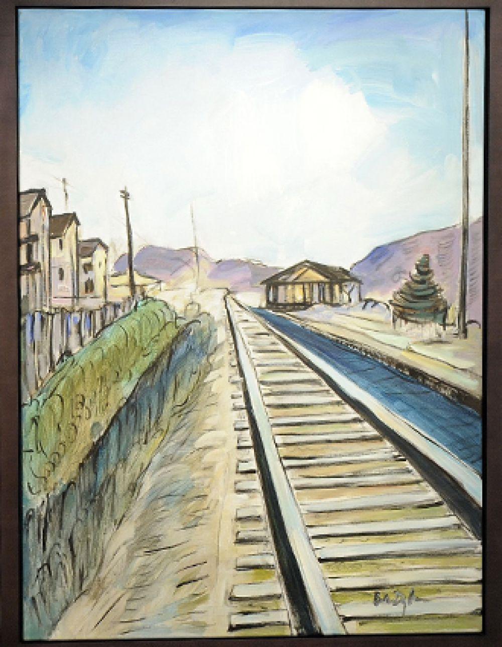«Железнодорожные пути»