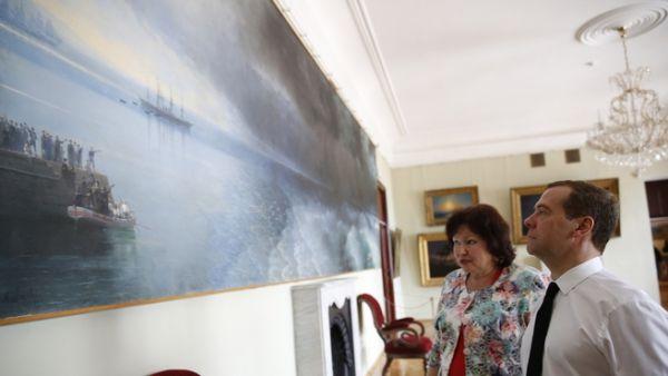 По его словам, культурно-историческое наследие Крыма и Севастополя – явление поистине уникальное.