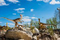 В казанском парке будет в два раза больше динозавров, чем в кировском.