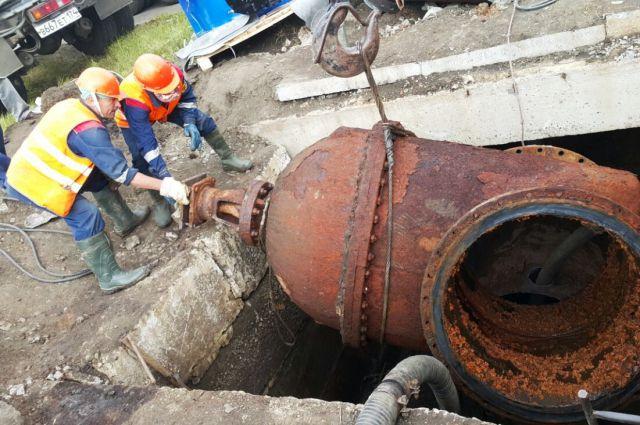 В Ряжске сети водоснабжения изношены на 75 процентов