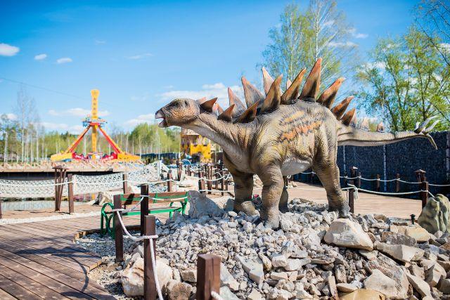 Создатели «ЮРКИН ПАРКа» откроют парк динозавров в Казани | ОБЩЕСТВО | АиФ  Киров