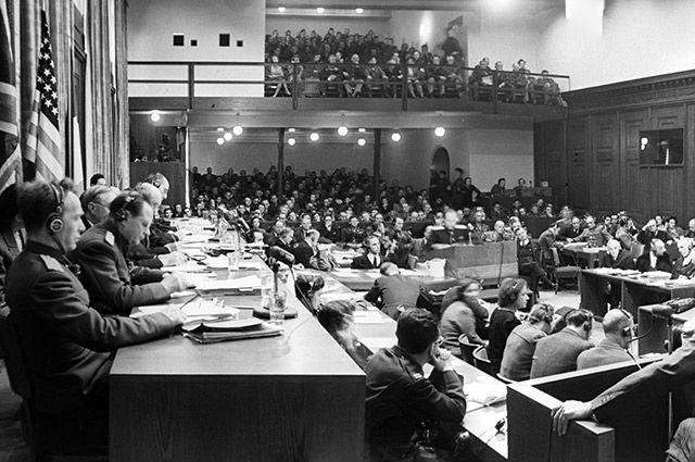 Кто покрывал нацистов? На Нюрнбергском процессе США вели подковёрную войну