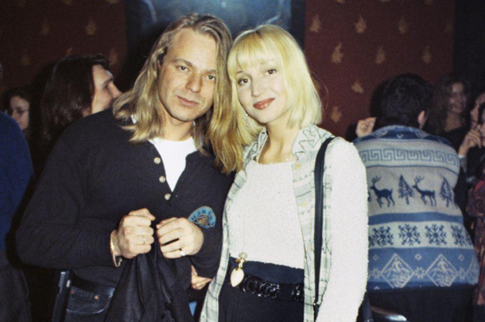 В 1986 году Кристина знакомится с Владимиром Пресняковым-младшим, а в 1991 году у них рождается сын Никита.