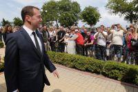Глава российского правительства Дмитрий Медведев провёл в Крыму три дня – с 22 по 24 мая