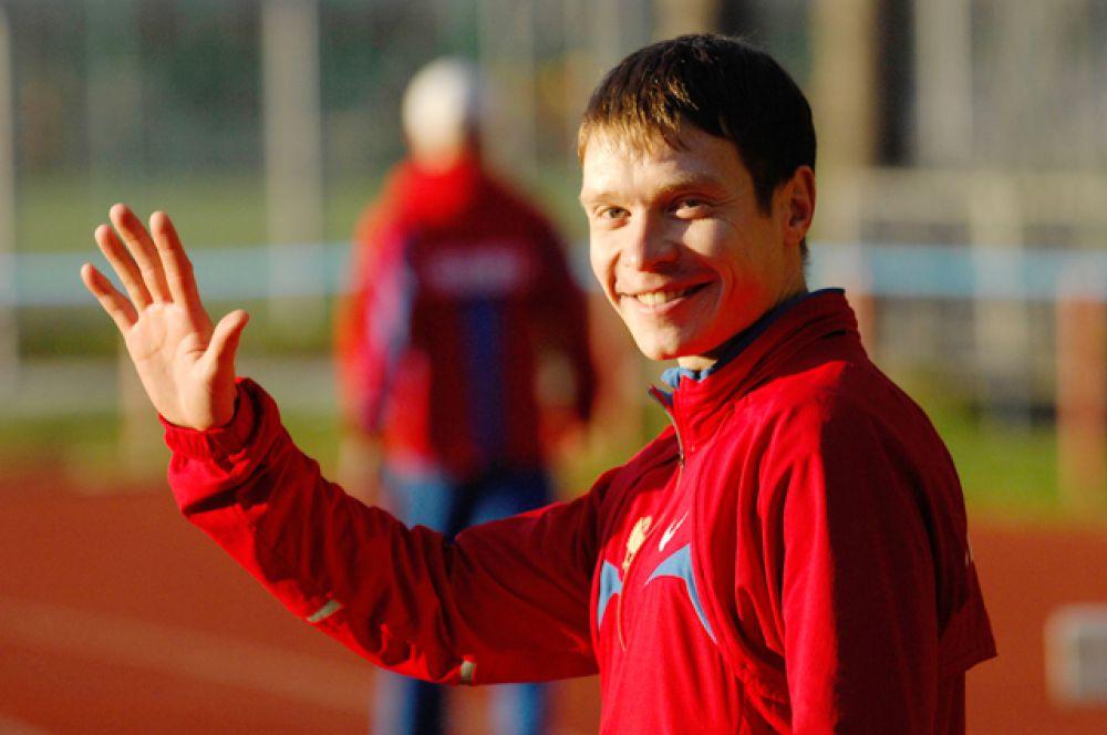 Денис Нижегородов, спортивная ходьба (бронзовый призер Пекина);