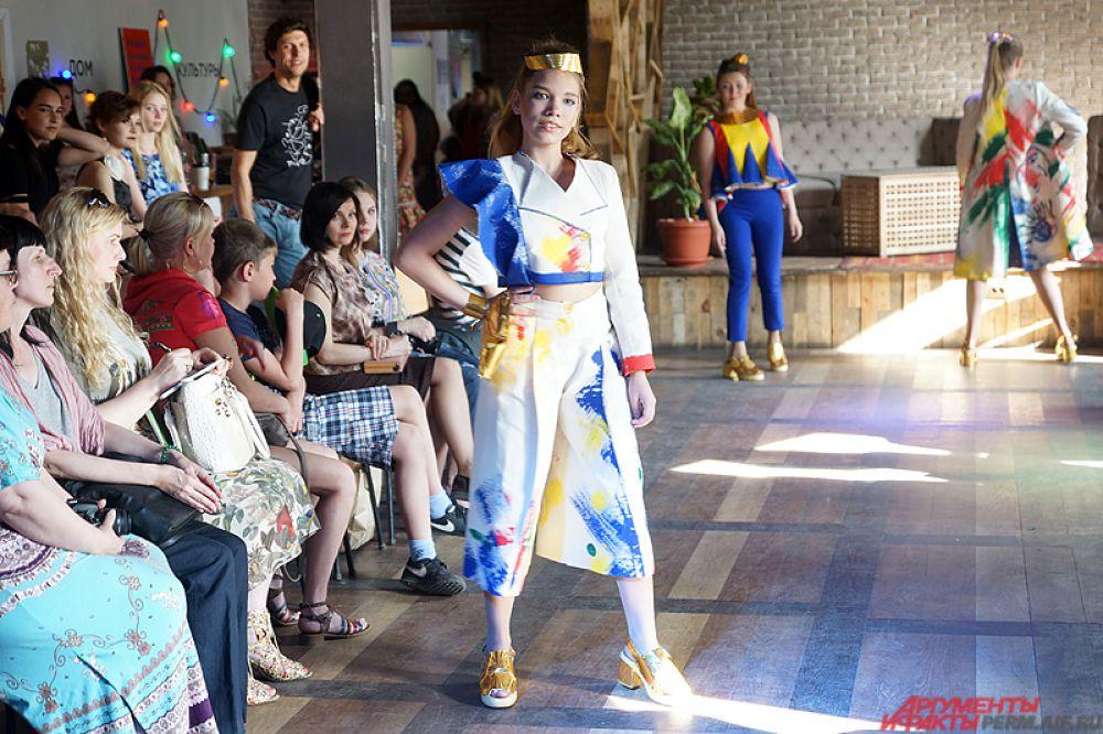 Очередной конкурс «Высокий Сезон» стартовал в Перми в среду, 25 мая.