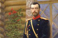 Николай II. Илья Репин, 1896.