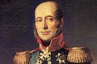 Михаил Богданович Барклай-де-Толли. Художник Дж. Доу (1829).