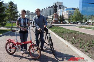 Для красноярских велосипедистов 29 мая – особая дата.