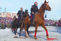 В мае казачьи войска Красноярского края отмечают 25-летие со дня возрождения.