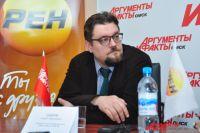 Андрей Добров рассказал о том, как выглядит Омск со стороны.