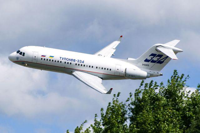 В Российской Федерации возобновят производство Ту-334