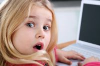Современные дети не представляют жизни без Интернета