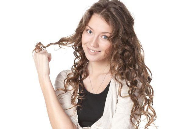правильно шлифовать крутить на пальце волос это