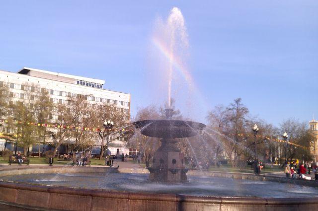 Рядом со сквером Кирова теперь будет остановка «Площадь графа Сперанского».