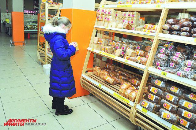 Производители не могли подтвердить безопасность хлебобулочных изделий.