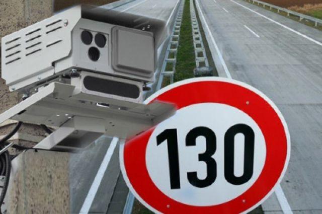 На эстакадном мосту в Калининграде заработала камера фиксации нарушений ПДД.
