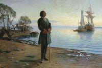 Изначально царь назвал Петропавловскую крепость на голландский манер: Санкт-Питер-Бурх.