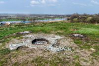 Донская земля богата на памятники - останки донской крепости возле посёлка Левенцовка.
