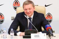 Генеральный директор донецкого «Шахтера» Сергей Палкин