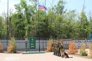 На российско-украинской границе сегодня неспокойно.