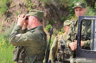 На российско-украинской границе сегодня.