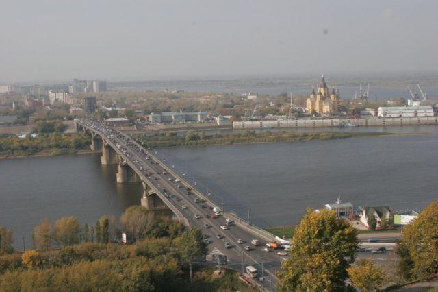 Канавинский мост.