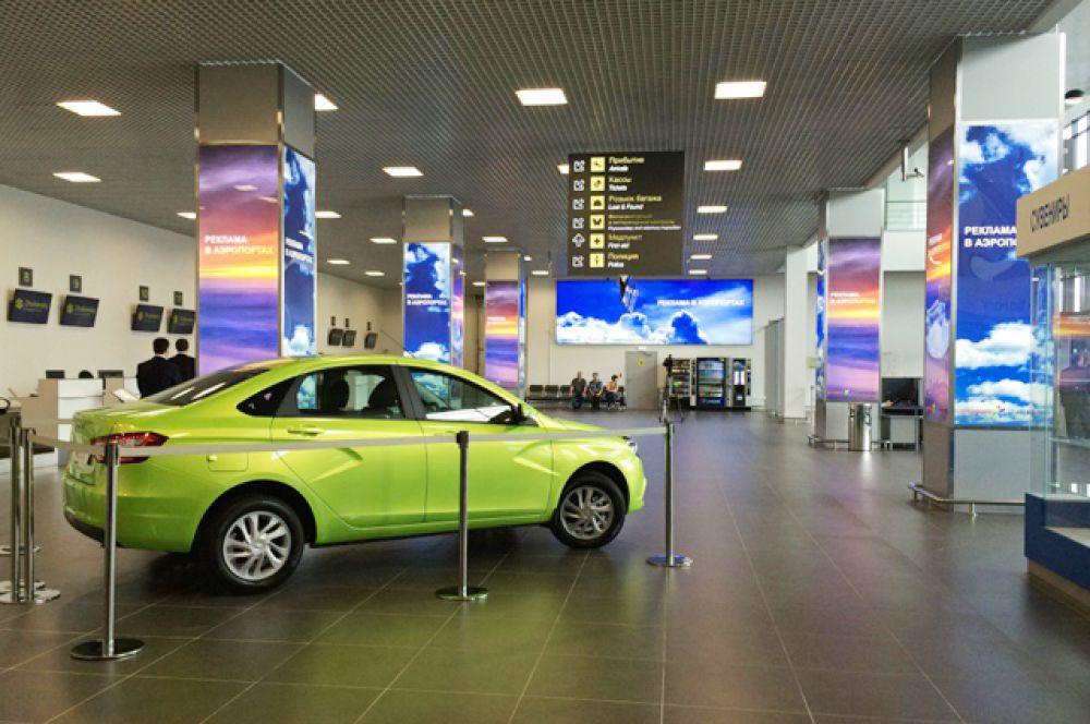 Модернизация аэропорта началась еще в 2014 году.