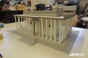 Храм Бэла - центральный в крупнейшем храмовом комплексе Пальмиры.