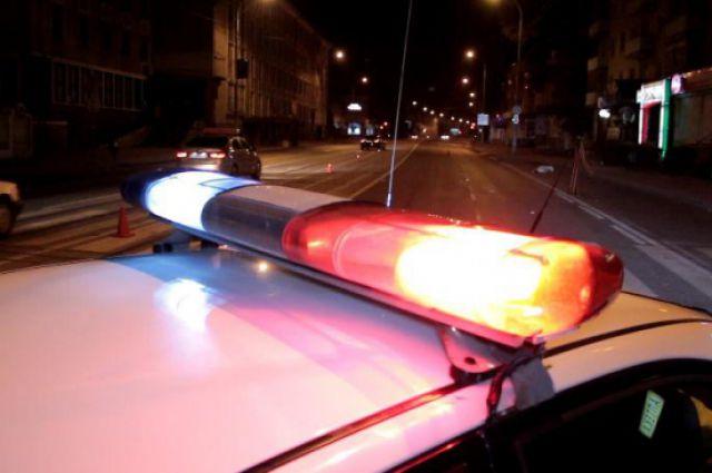 Под Светлым в грозу разбилась иномарка, погиб водитель.