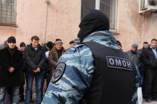 Из Калининградской области в Узбекистан отправили 16 нелегальных мигрантов.