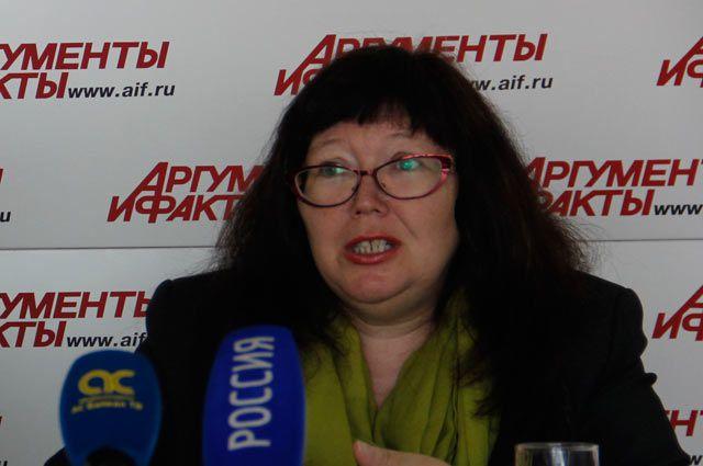 Надежда Николаева