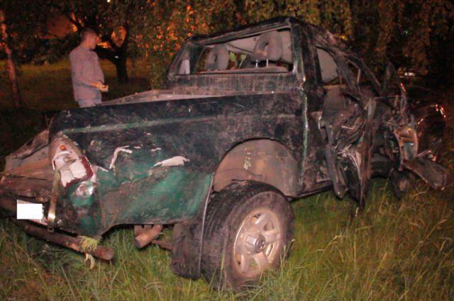 Пассажиры разбившегося под Светлым пикапа были пьяны. Состояние погибшего водителя на момент аварии уточняется.