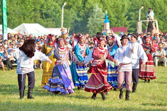 Питрау - фестиваль кряшенской культуры