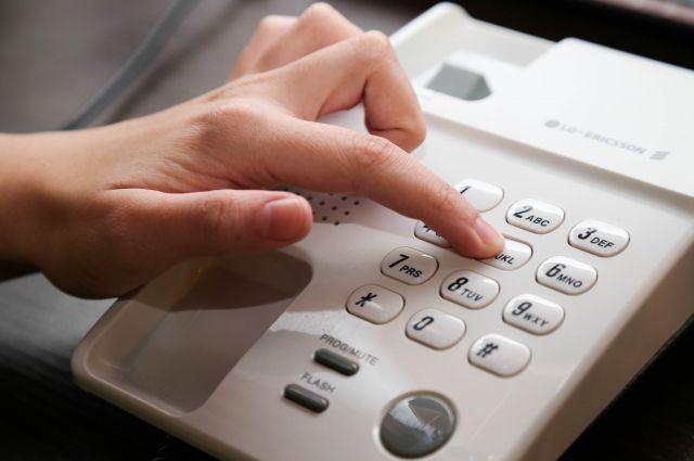 По телефону горячей линии помогут в трудной жизненной ситуации, дадут добрый совет.