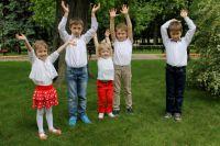 Фотопроект «Цветы жизни» приурочен ко Дню защиты детей