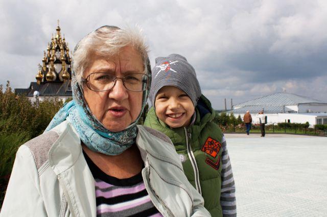 В Волгоградской области туристов привлекает Усть-Медведицкий Спасо-Преображенский монастырь, расположенный в Серафимовиче